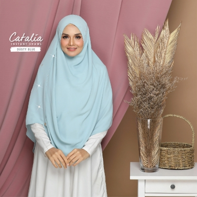 Catalia - Dusty Blue