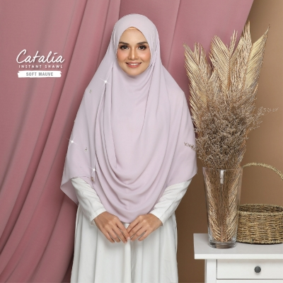 Catalia - Soft Mauve