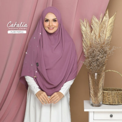 Catalia - Plum Purple
