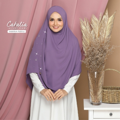 Catalia - Sangria Purple