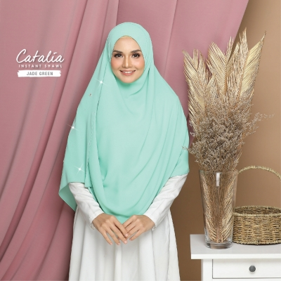 Catalia - Jade Green