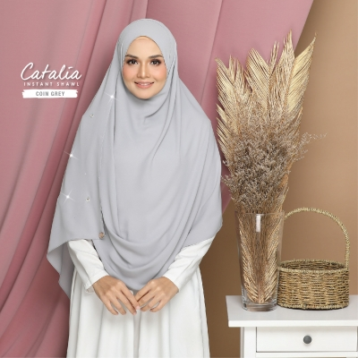 Catalia - Coin Grey
