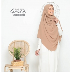 Grace - Wood Brown